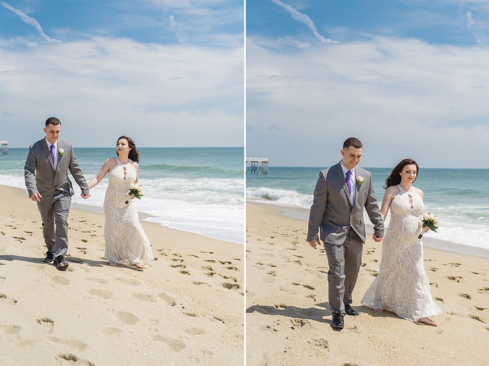 Caitlyn+Anthony- Belmar Beach Elopement- Bride and Groom Portraits- New Jersey Weddings- Olivia Christina Photo.jpg