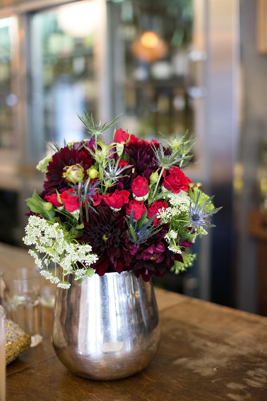 DIY Wedding Bouquet- Jersey City Wedding- New Jersey- Olivia Christina Photography