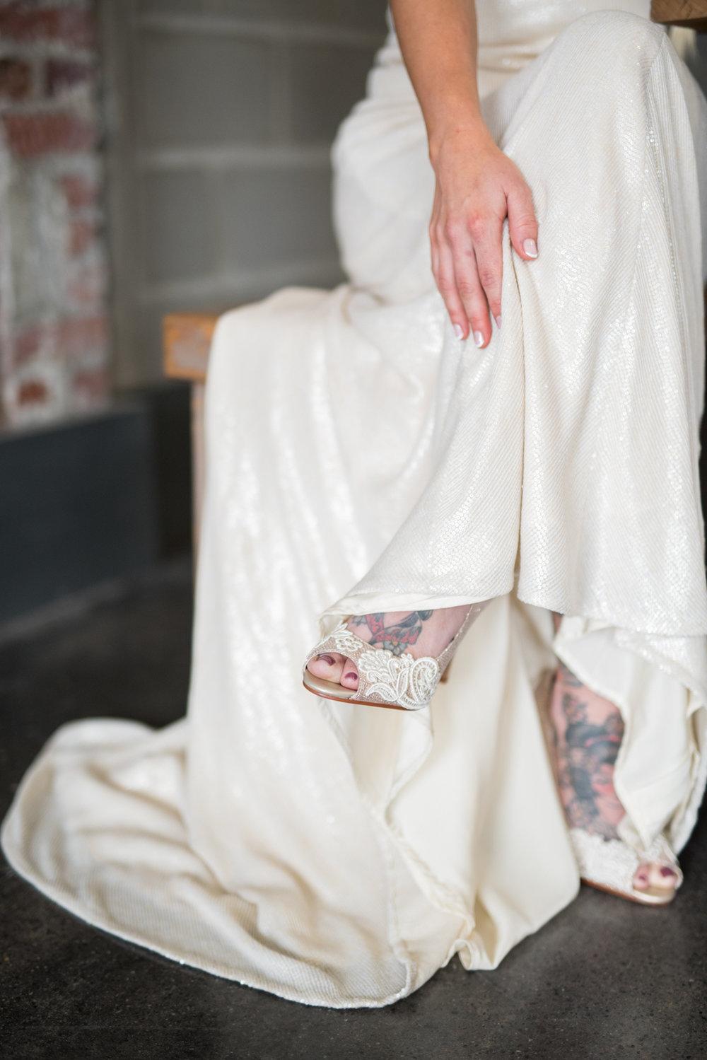 Mink Maids Wedding Dress- New Jersey Weddings- Olivia Christina Photography