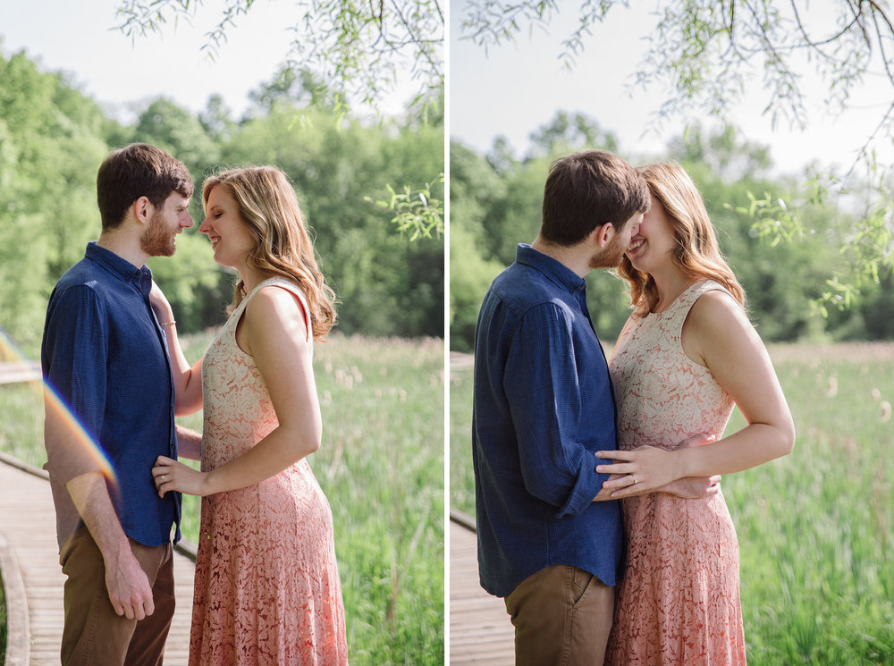 Chelsea+James-Appalachian Trail Engagement Session-Boardwalk Kiss- New Jersey- Olivia Christina Photo.jpg
