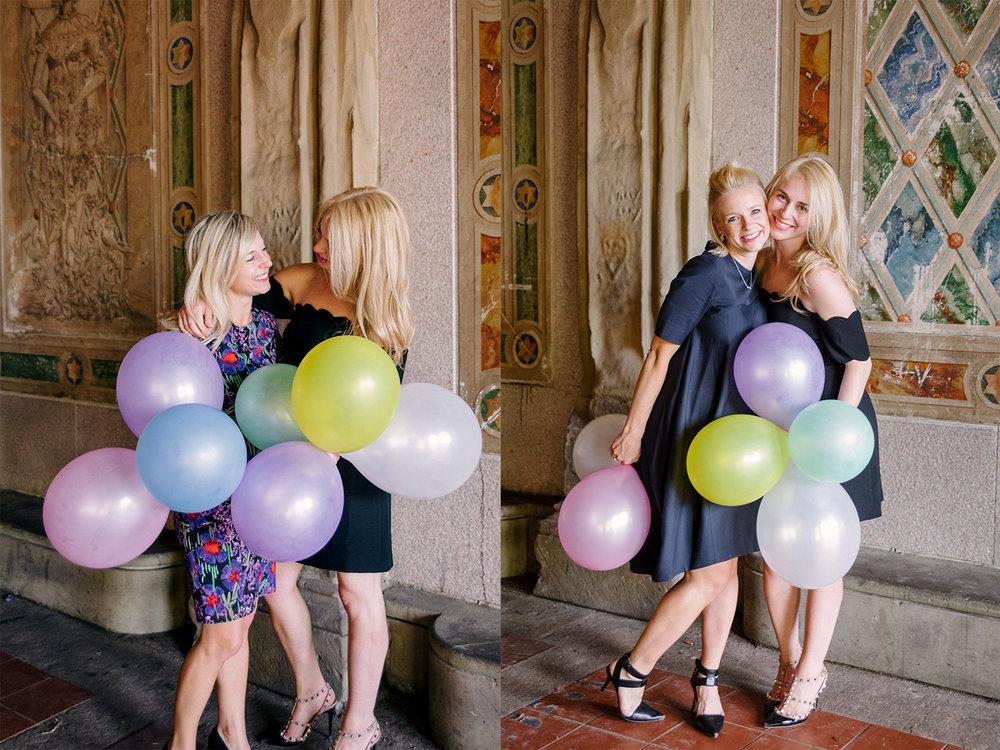 Bachelorette Party Photoshoot-Central Park-New York City- Olivia Christina Photo-Bethesda Terrace Balloons Bridesmaids.jpg