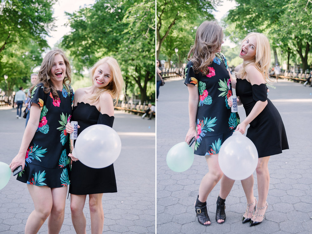 Bachelorette Party Photoshoot-Central Park-New York City- Olivia Christina Photo-The Mall.jpg
