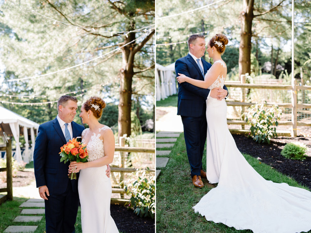 Lauren+AJ- Bride and Groom Portraits- DIY Backyard Wedding- New Jersey- Olivia Christina Photo.jpg
