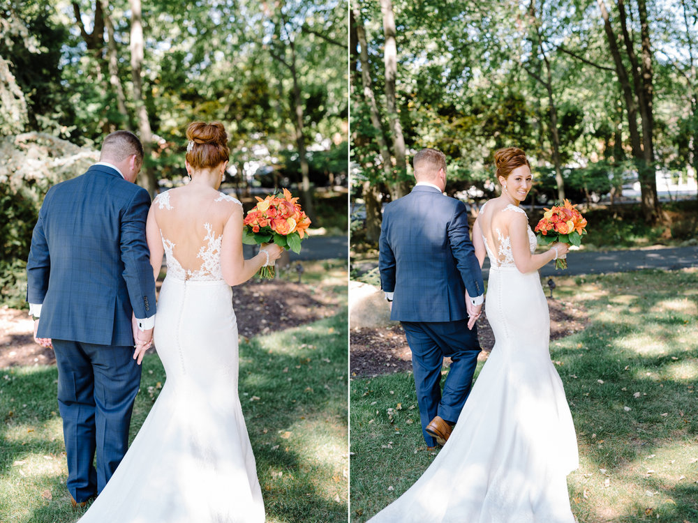 Lauren+AJ- Bride and Groom Portraits Outdoors- DIY Backyard Wedding- New Jersey- Olivia Christina Photo.jpg