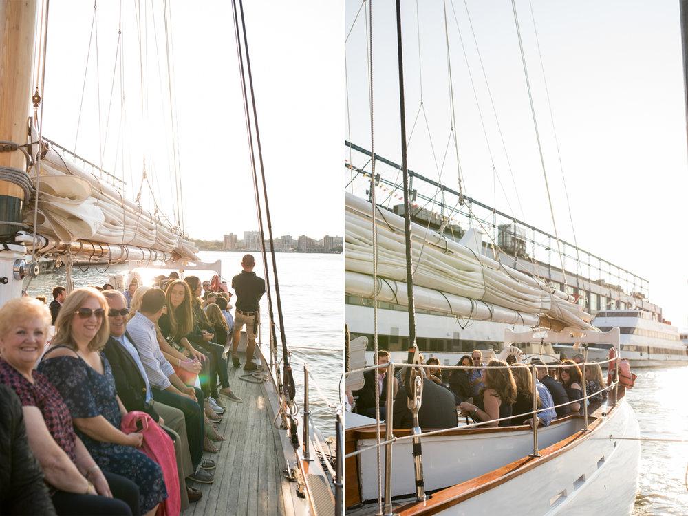 50th Birthday Party- Harborline Sunset Cruise NYC- Adirondack Schooner- Olivia Christina Photo.jpg