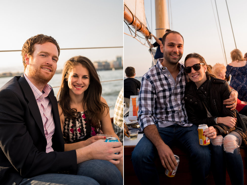 50th Birthday Party- Harborline Sunset Cruise NYC- Adirondack Schooner 5- Olivia Christina Photo.jpg