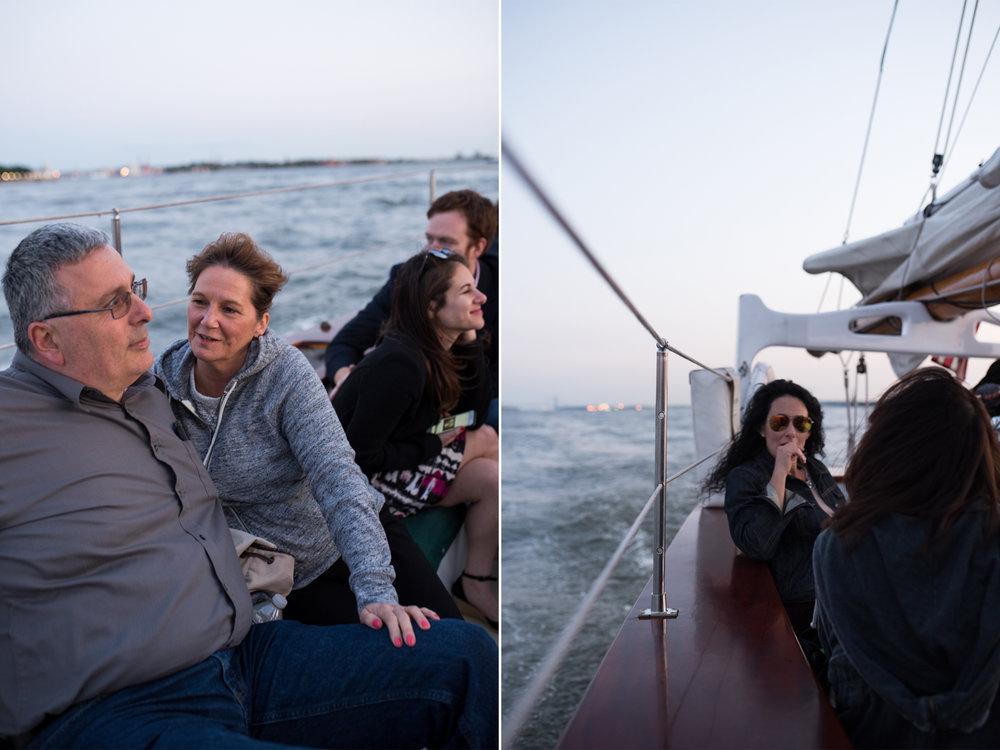 50th Birthday Party- Harborline Sunset Cruise NYC- Adirondack Schooner 6- Olivia Christina Photo.jpg