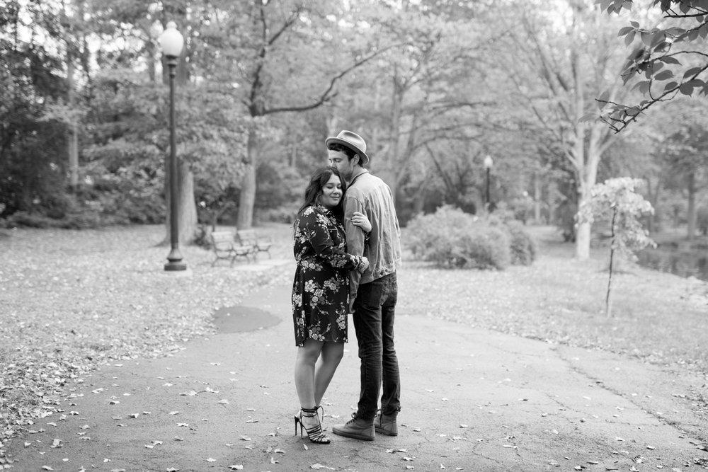 Mariangel+Kieran- Mindowaskin Park Engagement Session- Westfield New Jersey- Olivia Christina Photo-24.JPG