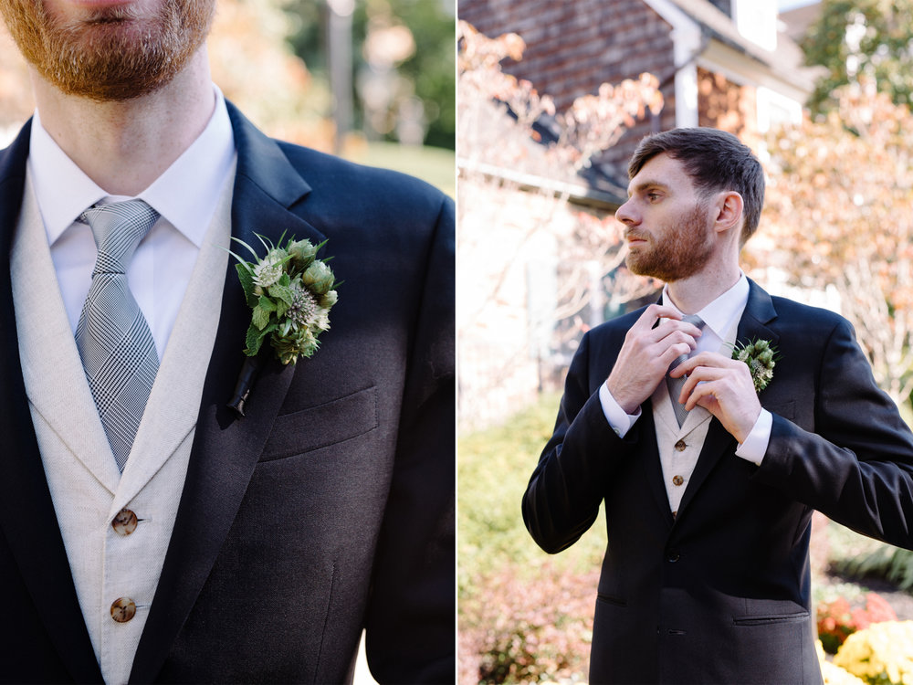 Chelsea+James- Groom Portraits-Hopps Boutonniere- Viburnum Designs- Princeton Wedding- Olivia Christina Photo.jpg