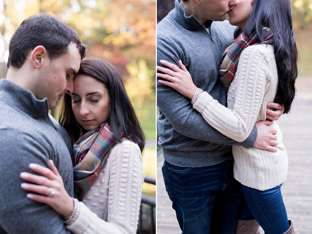 Melissa+Jeff- Local Park Engagement Session with Dog- Booth Park Nutley- New Jersey-Olivia Christina Photo-3.jpg
