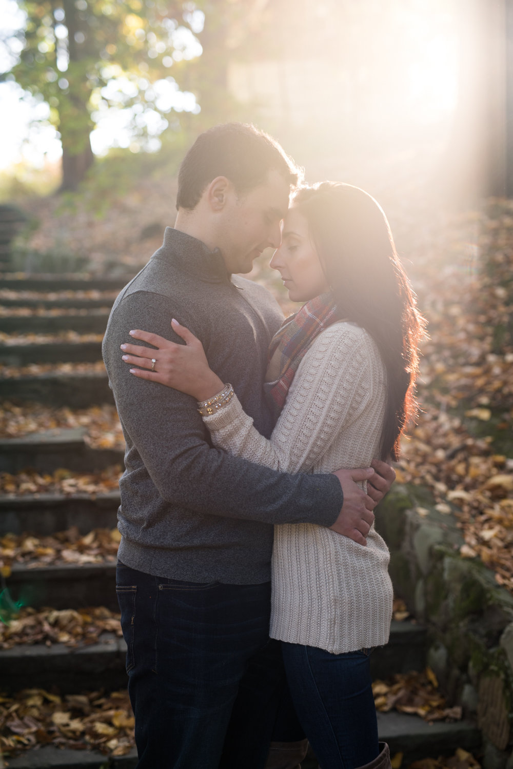 Jeff+Melissa- Booth Park Engagement Session with Dog- New Jersey- Olivia Christina Photo-3.JPG