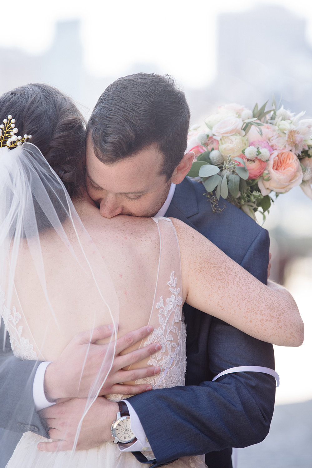 Jen + Tom- Liberty House Wedding- Liberty State Park Jersey City- Olivia Christina Photo.JPG