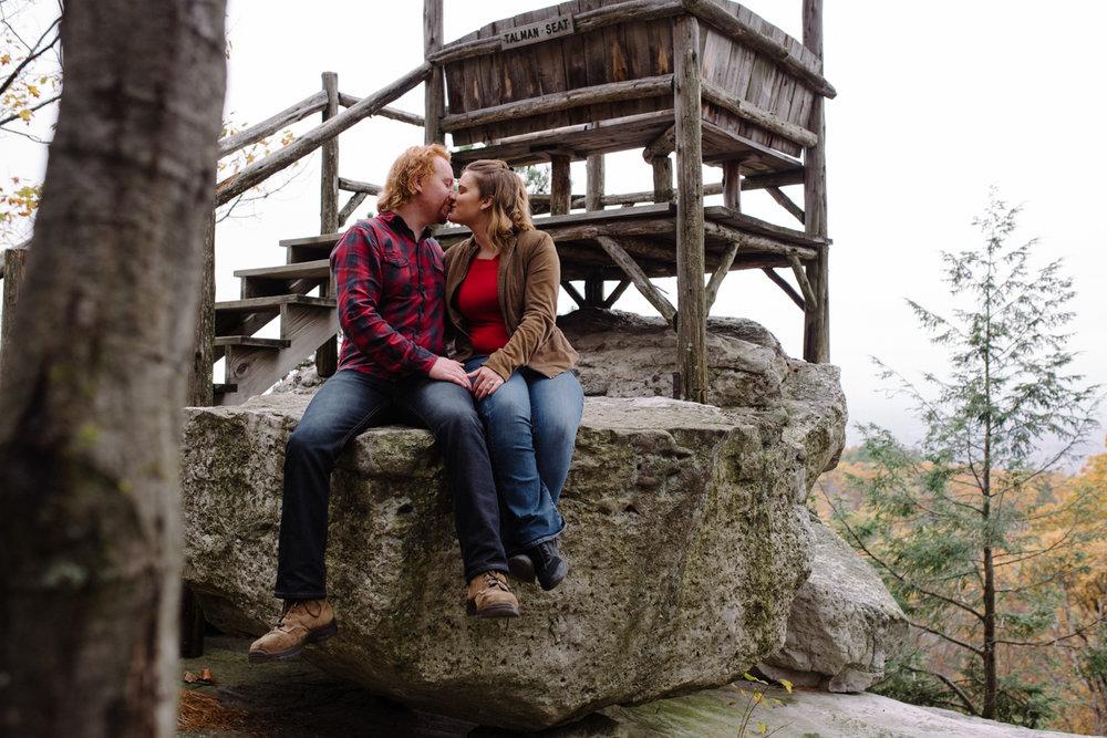 Kayte+ Kevin-Mohonk Mountain Hiking Engagement Session- New Paltz New York- Olivia Christina Photo- (22).JPG