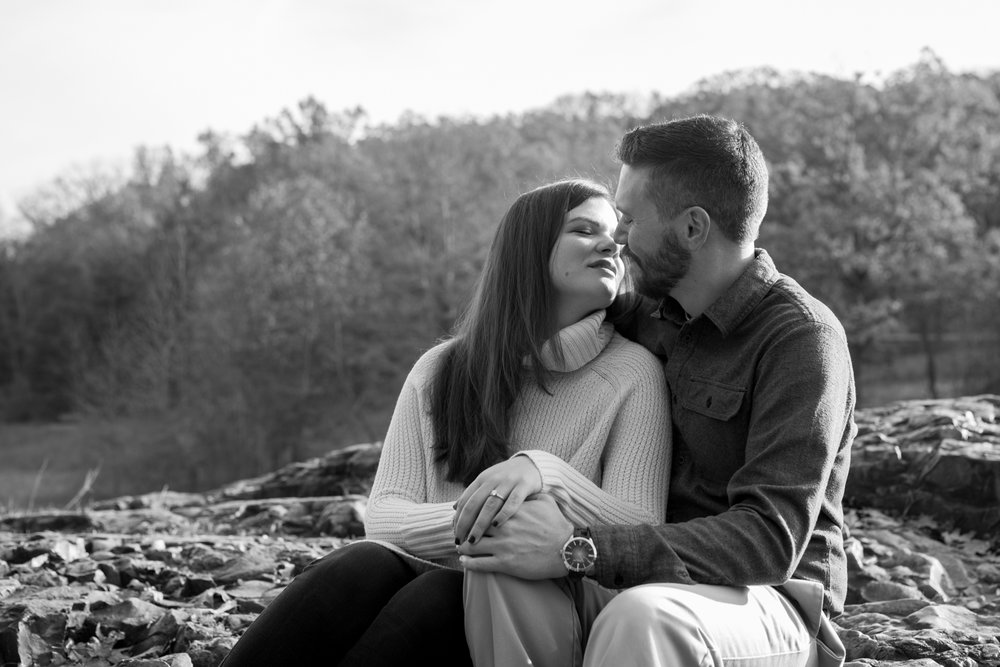 Amy+Brian- Garret Mountain Engagement Session- Fall Nature- Film Photography-New Jersey- Olivia Christina Photo-17.JPG