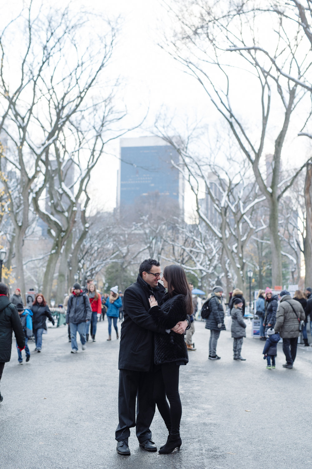 Carmelo+Meg- Central Park Winter Engagement Session- New York City- Olivia Christina Photography-23.JPG