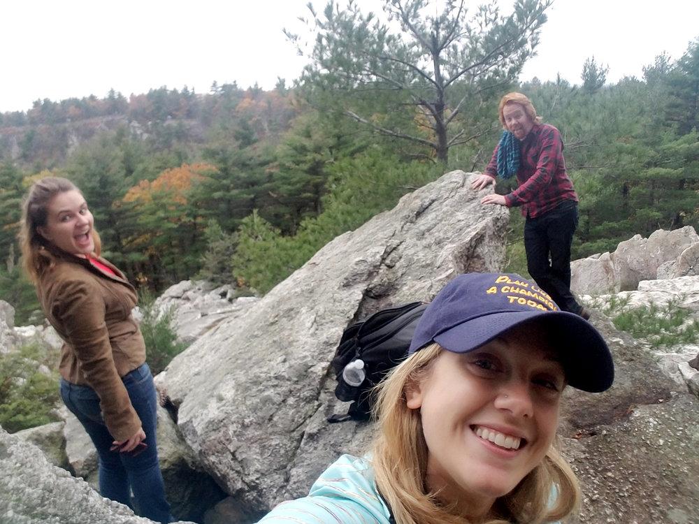 BTS- Hiking Engagement Session Selfie-Olivia Christina Photo.jpg