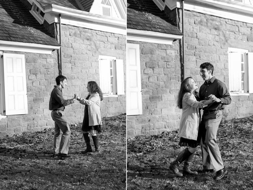 Kelsey+Bill-Sunset Engagement Session-Dancing- Kingsland Park Nutley NJ- Olivia Christina Photography.jpg