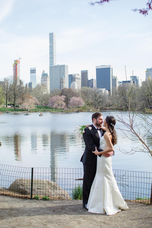 Anahi + David - Central Park