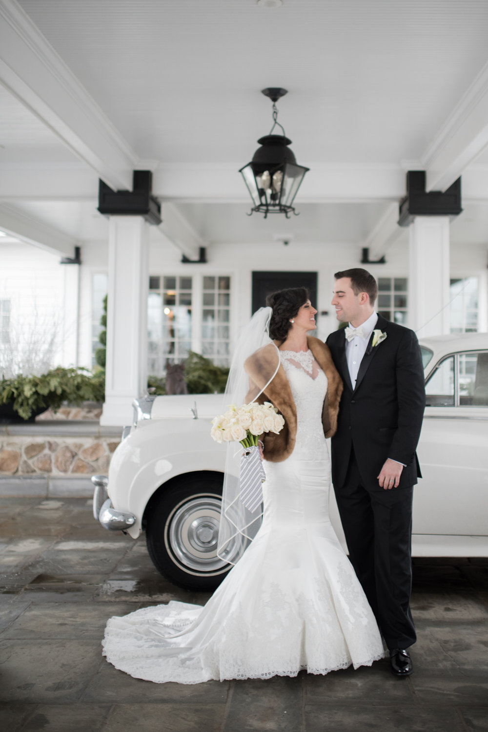 Michelle + joe - The Ryland Inn, New Jersey
