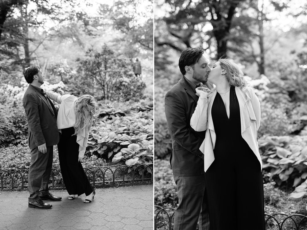 Cristina + CJ- Central Park Sunset Engagement Session- In Between Moments- New York City- Olivia Christina Photo.jpg