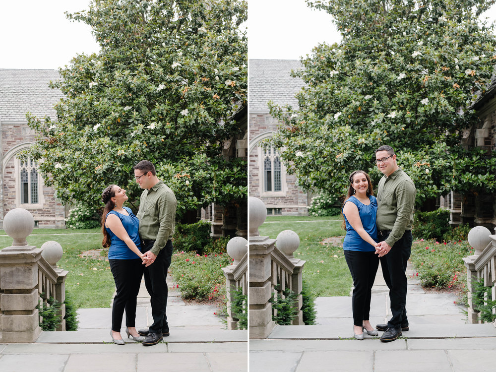 Princeton University- Magnolia Tree Gardens- Princeton New Jersey- Olivia Christina Photography.jpg
