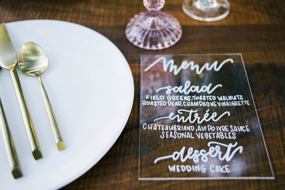 Nature Inspired Styled Wedding Shoot- Lucite Wedding Menu- Hand Lettering- Booth Park Nutley- New Jersey- Wedding Inspiration-15.jpg
