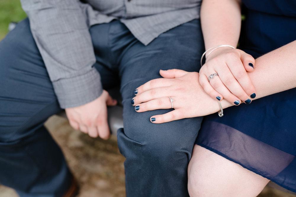 Jen + Kevin- Brookdale Park Rose Garden Engagement Session- Bloomfield New Jersey- Olivia Christina Photo-34.jpg