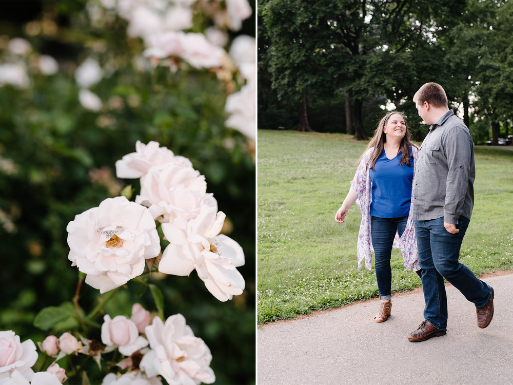 Brookdale Rose Garden- Engagement Photos- Engagement Ring- Bloomfield New Jersey- Olivia Christina Photo.jpg