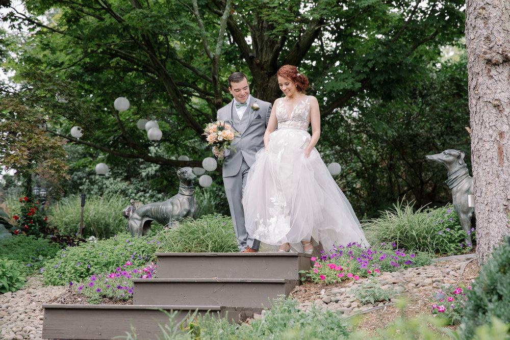 Feast Caterers Wedding- Kenny + Melissa- Hudson Valley Weddings- New York - Olivia Christina Photo-16.jpg