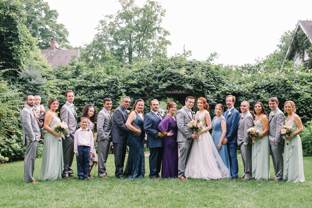 Feast Caterers Wedding- Kenny + Melissa- Hudson Valley Weddings- New York - Olivia Christina Photo-98.jpg