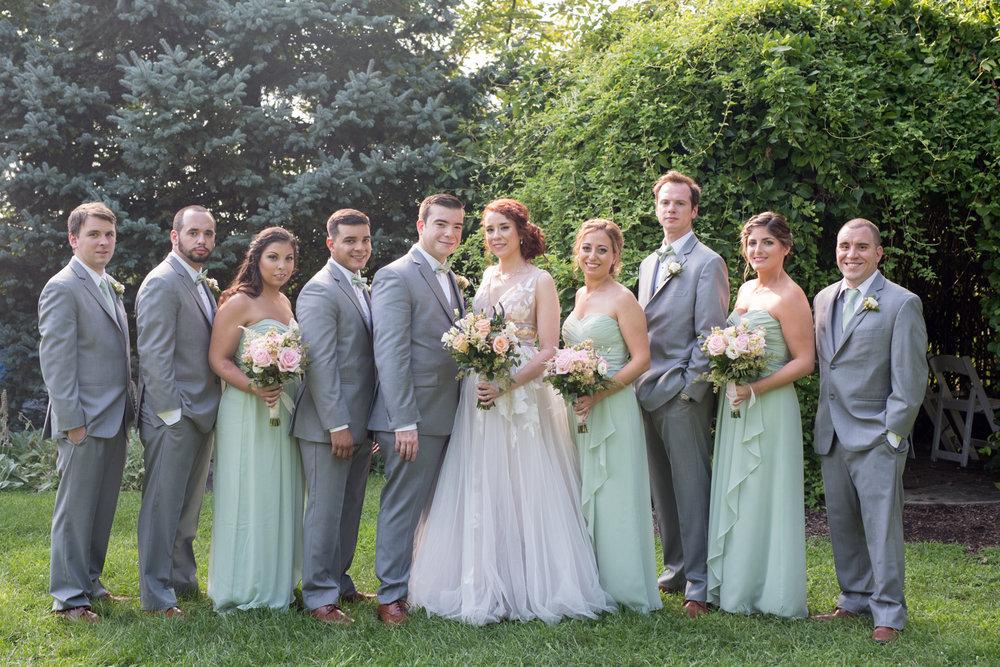Feast Caterers Wedding- Kenny + Melissa- Hudson Valley Weddings- New York - Olivia Christina Photo-126.jpg