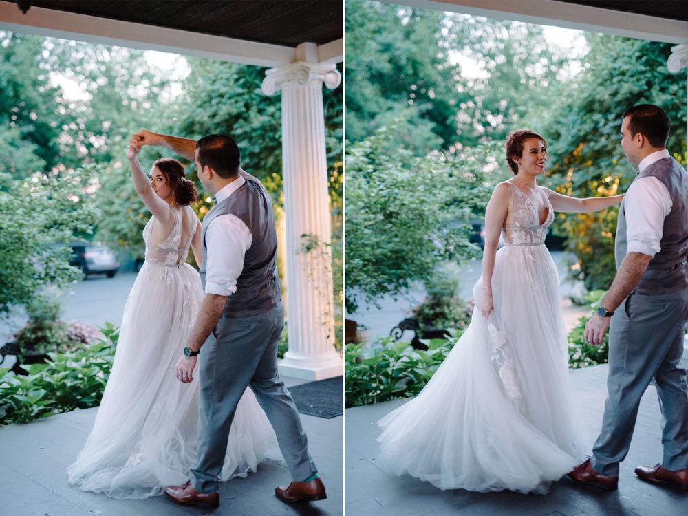 Feast at Round Hill Wedding-Kenny + Melissa- Bride and Groom Portraits at Dusk-Hudson Valley New York - Olivia Christina Photo-1.jpg