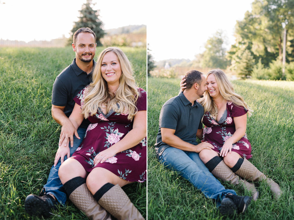 Lake Mohawk Engagement Session- Sunset Bright- Ally + CJ- Sparta New Jersey- Olivia Christina Photo.jpg