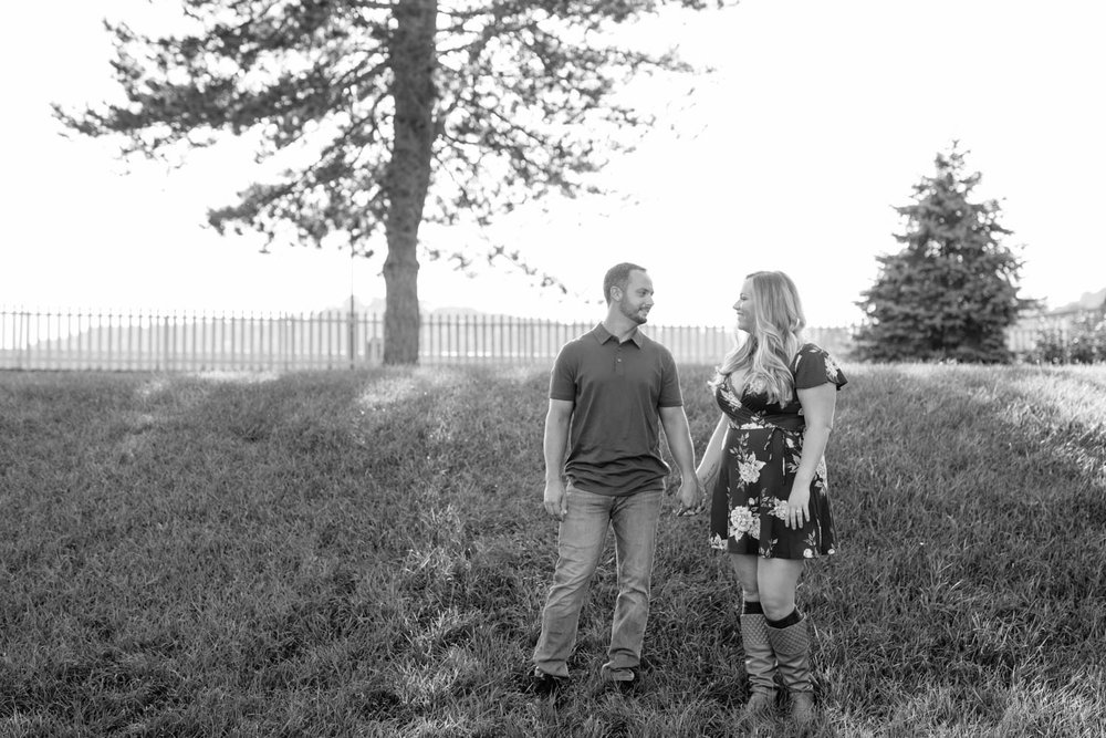 Lake Mohawk Engagement Session- Ally + CJ- Sparta New Jersey- Olivia Christina Photo-33.jpg