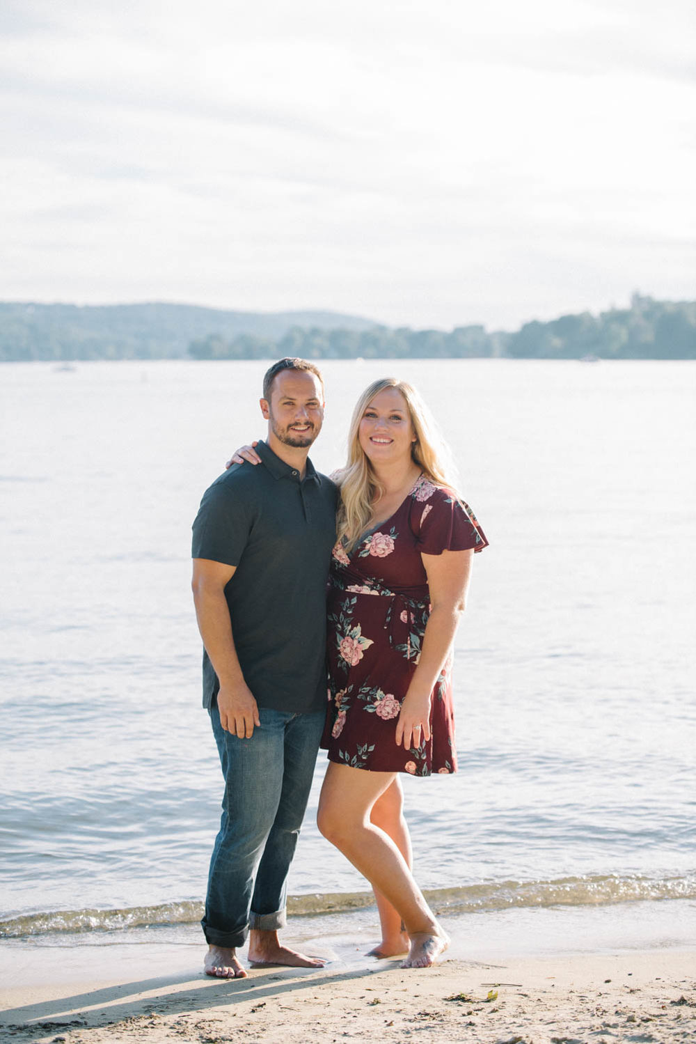 Lake Mohawk Engagement Session- Ally + CJ- Sparta New Jersey- Olivia Christina Photo-100.jpg