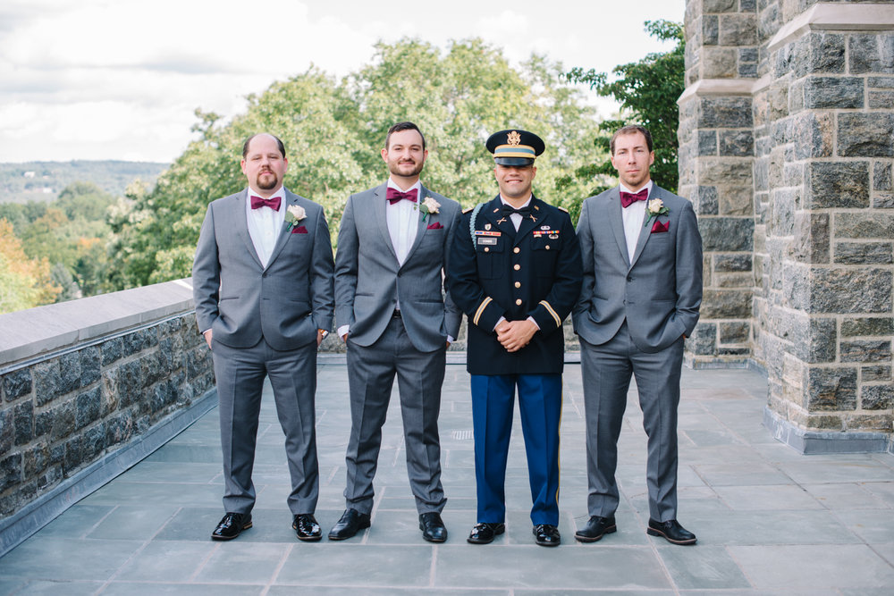 West Point Wedding- Mari + Dalton- New Jersey New York Wedding Photographer Olivia Christina Photo-46.jpg