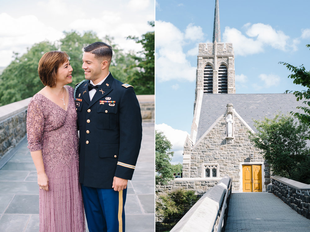 Military Wedding- West Point Army Academy-Most Holy Trinity Church- Olivia Christina Photo.jpg