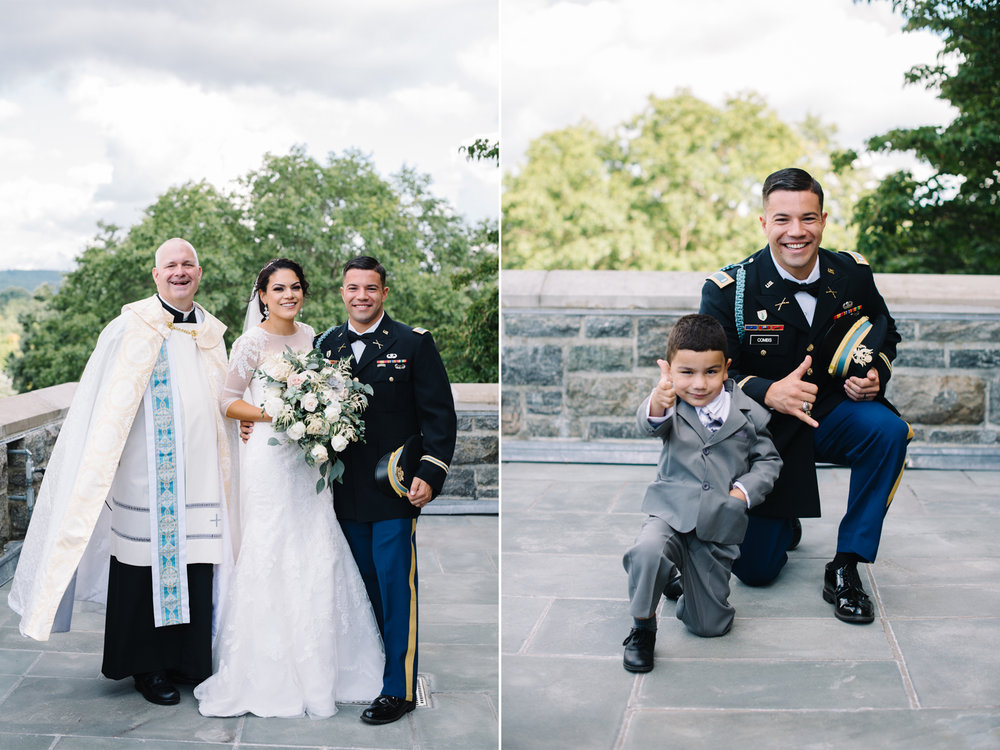 Military Wedding- West Point Military Academy-Most Holy Trinity Church- Olivia Christina Photo.jpg