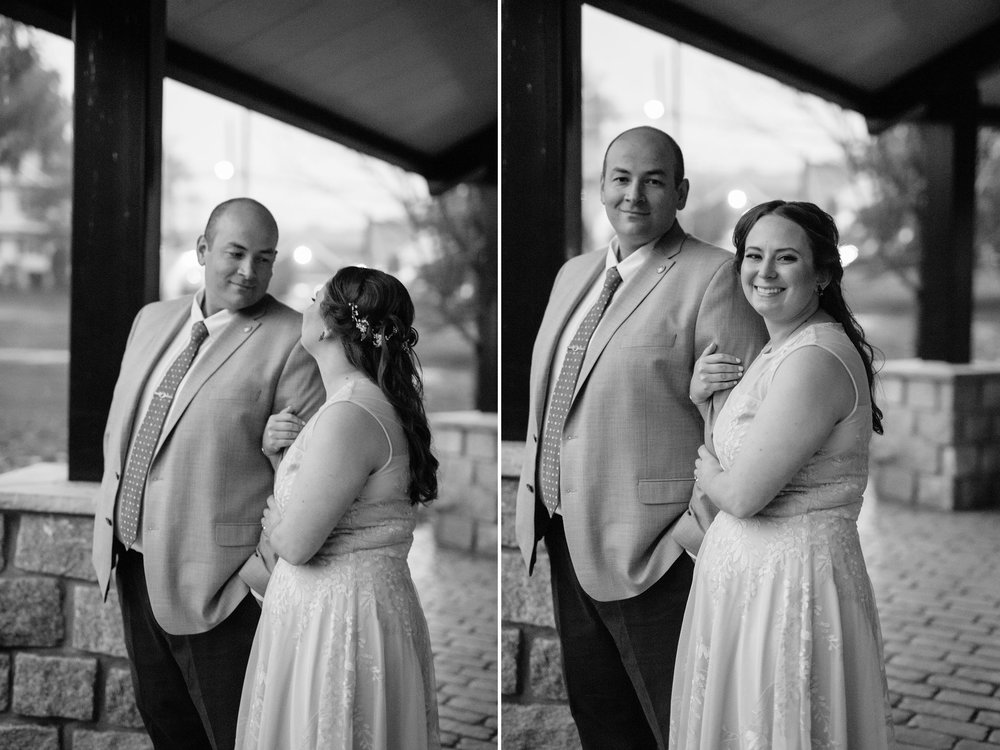 Emily and Chris- Intimate Restaurant Elopement- First Look- Olivia Christina Photo.jpg