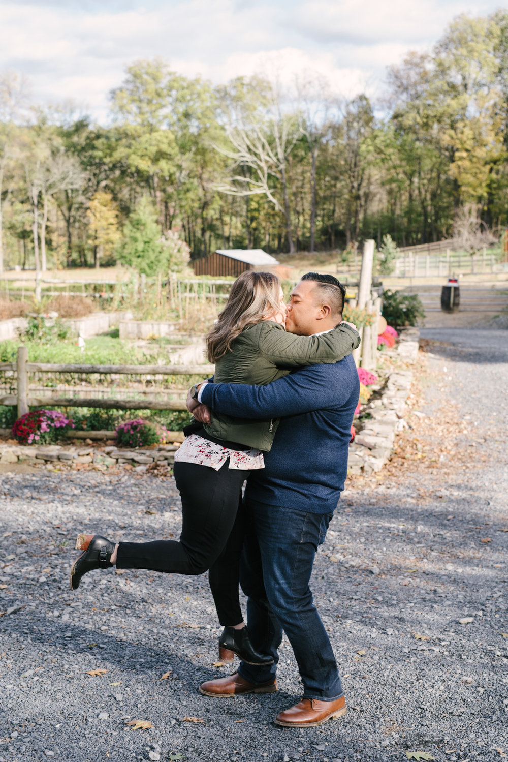 Warwick Winery Engagement Session- Diana+Jon- Fall Engagement Photos- New York- Olivia Christina Photo-61.jpg