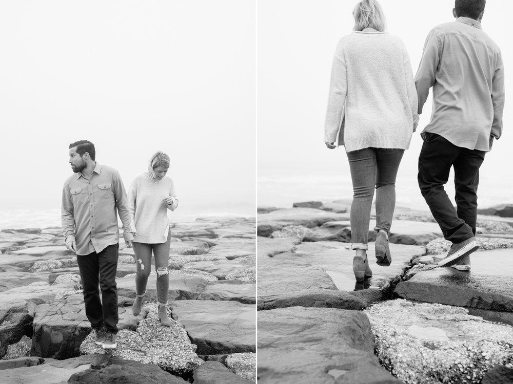 Asbury Park Engagement Session- Johanna+Danny-Ocean Jetty Rocks-New Jersey- Olivia Christina Photo-1.jpg