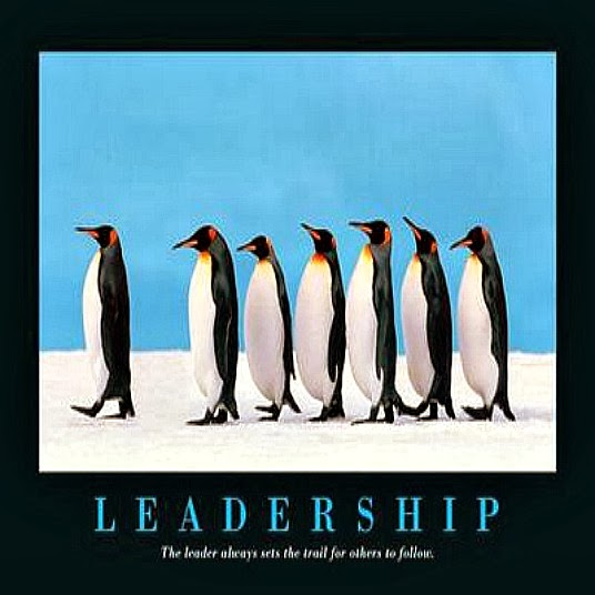 Why do we cling to this antiquated view of leadership?