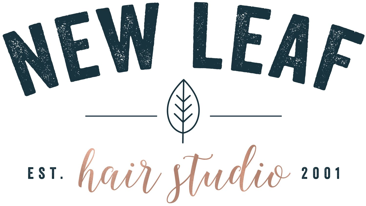 NEW LEAF HAIR STUDIO