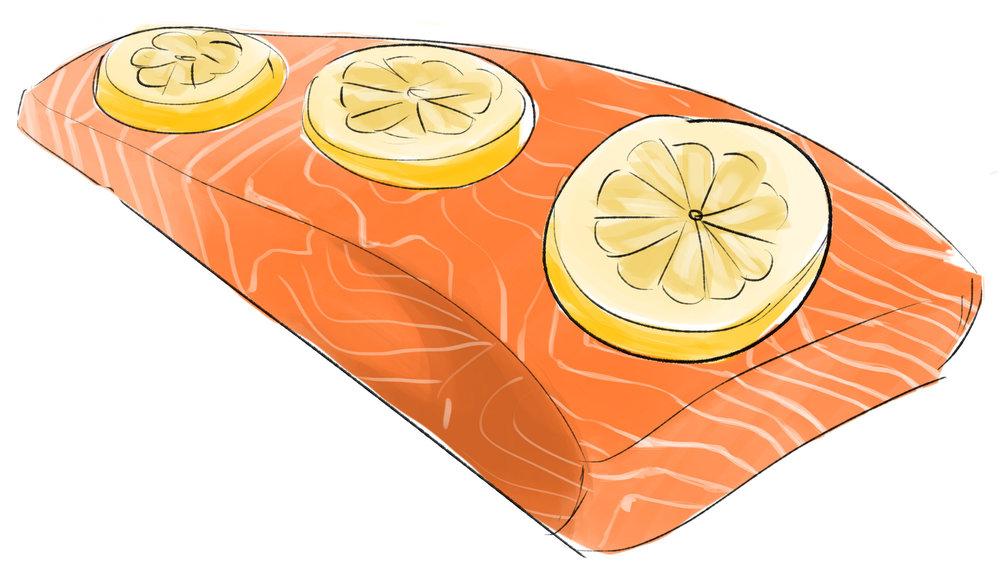 Fish - fatty acids fight inflammation