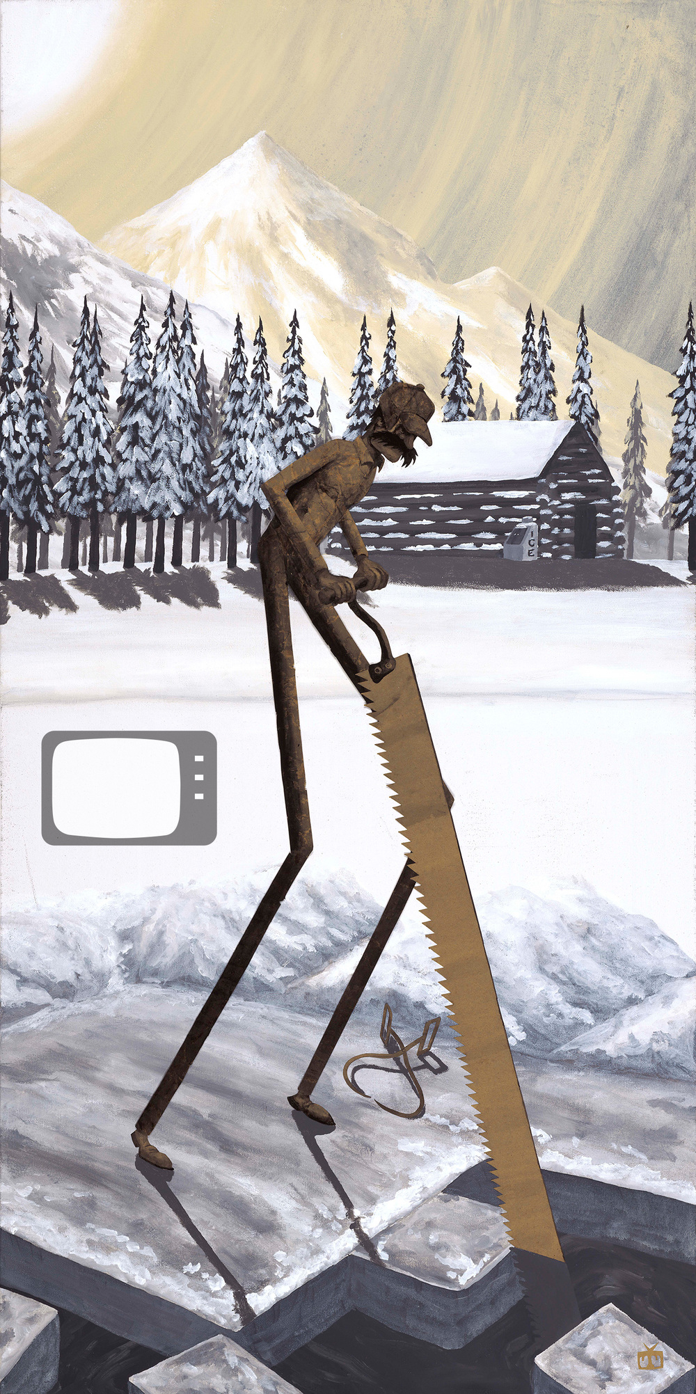 The Ice Cutter