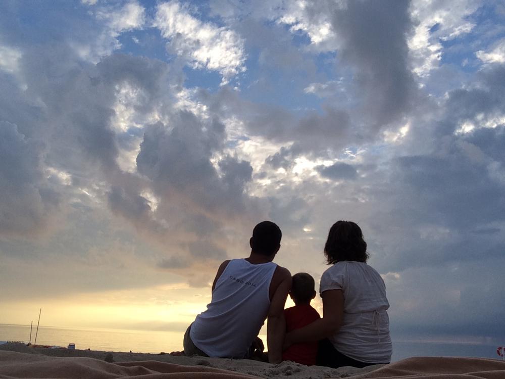 Lake Michigan sunset | Weko Beach - Bridgman, MI