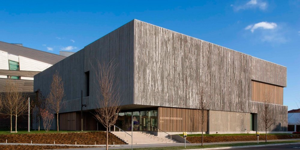 The Clyfford Still Museum  |  Denver, CO