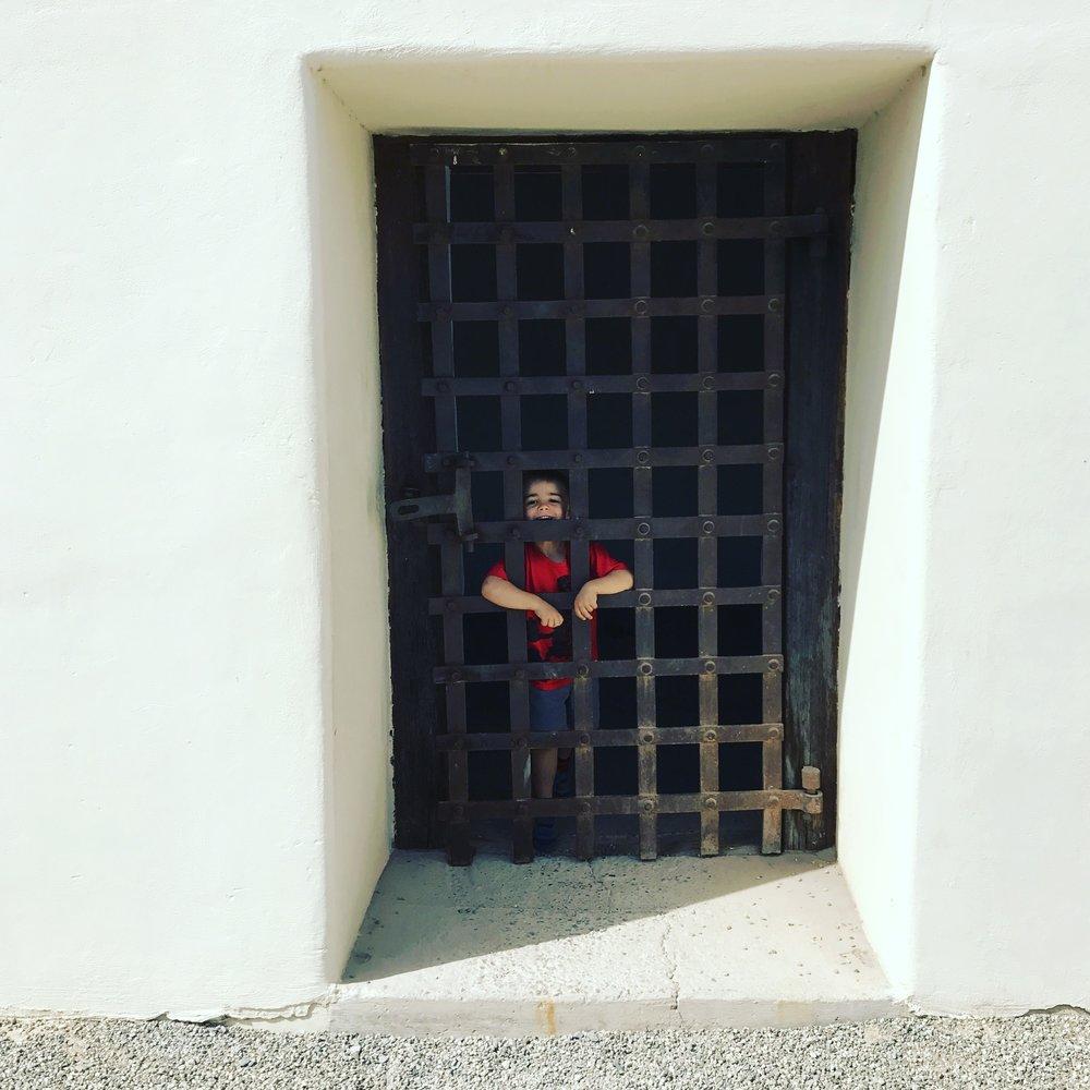 Yuma Territorial Prison  | Yuma, Arizona