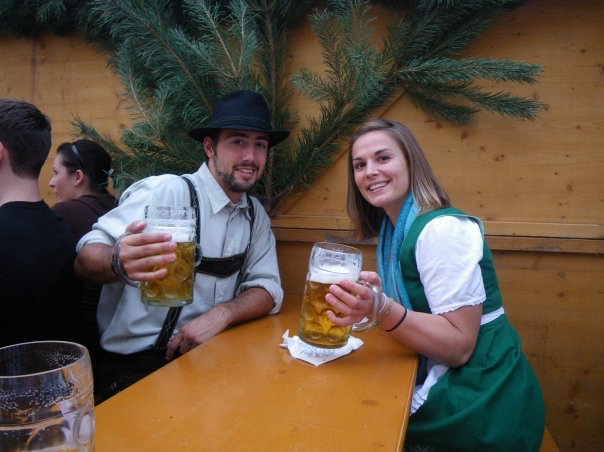 Oktoberfest - September 2009 - Munich, Germany