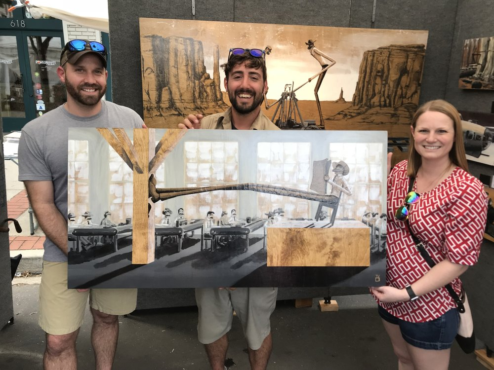 New collectors! | Greenville, SC | May